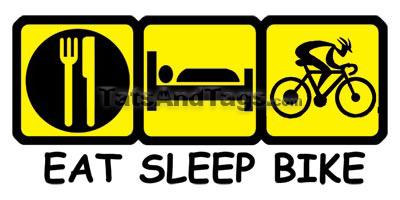 eat sleep race tattoo - photo #4