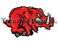 Razorback tattoo