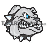 bulldogs temporary tattoo