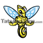 hornets temporary tattoos