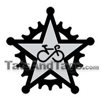 bike star temporary tattoo