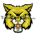 wildcat temporary tattoo