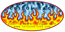 Temporary Tattoos and Tags Logo