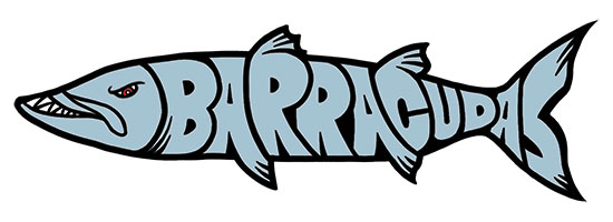 Barracudas Temporary Tattoo