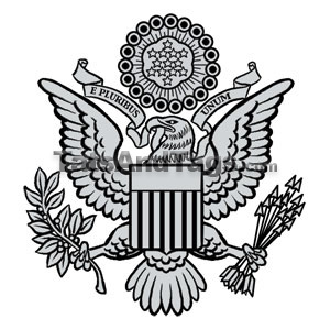 Great Seal Temporary Tattoo