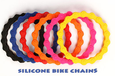 Silicone Bike Chain